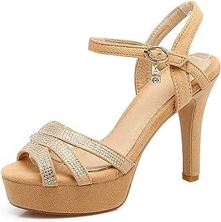 Belt Buckle Casual Women Sandals Platform High Super Zandalias De Verano