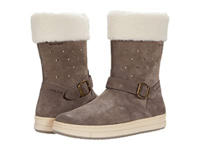 Geox Kids Rebecca WPF 1 (Big Kid) (Smoke Grey) Girl