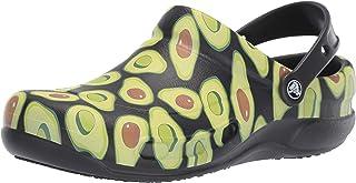 comprar comparacion Crocs Bistro Graphic Clog, Zuecos Unisex Adulto