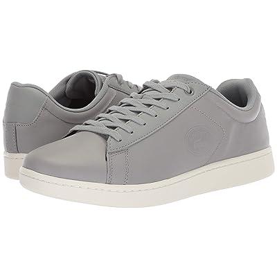 Lacoste Carnaby Evo 418 2 (Grey/Off-White) Men