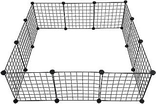 Midlee Guinea Pig Cage Panels Pet Gates - Set of 12