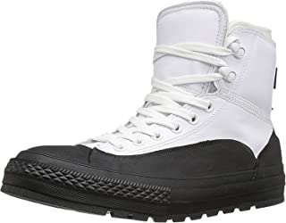 Chuck Taylor Tekoa Boot Water Resistant Leather Rubber