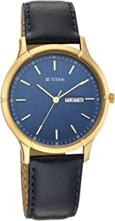 Titan Watches for Men (T1775YL02)