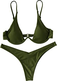 Best low cut bikini top Reviews
