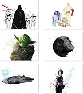 Best star wars wall poster Reviews