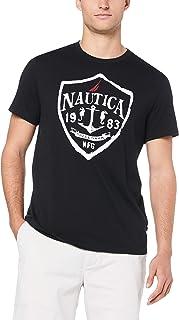 Nautica Men's SS MFG TEE True
