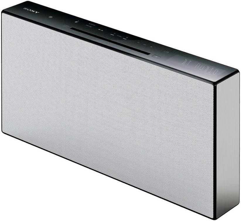 Sony CMT-X3 CD Bluetooth Hi-Fi System Schwarz