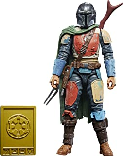 STAR WARS F1183 The Black Series Credit Collection The Mandalorian Toy 6-Inch-Scale Collectible Action Figure, Toys for Ki...