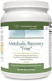 Metabolic Recovery Formula