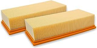 10x Sac-filtre tissus pour aspirateur Hilti VCU 40L