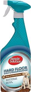 Simple Solution removedor de Manchas y olores para Mascotas, 750 ml