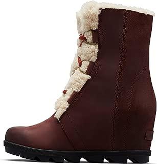 Sorel - Women's Joan of Arctic Wedge II Shearling Winter Boot, Black
