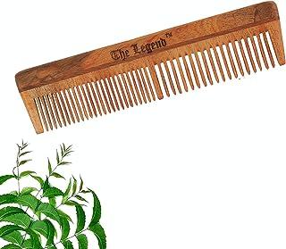 The Legend Organic Neem Wood Comb,