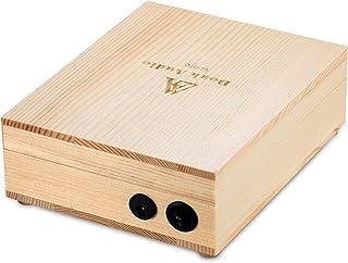 Nobsound 7.83HZ Schumann Resonance Earth's Brain Waves Ultra-low Frequency Pulse Generator Relexation Sleep (Wood)