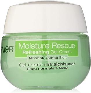 Garnier Moisture Rescue Refreshing Gel-Cream, Grape Water Extract, Vitamin E, 1.70-Fluid Ounce