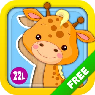 Preschool Puzzles Games with Animated Animals, Vehicles, Ice Creams, Xylophone & Flowers: Fun Learning Activity Adventure for Girls and Boys - Learning Toy for Kids Explorers (Baby, Toddler and Preschool) - Abby Monkey® 1 educational edition (Lite)
