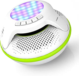 Best floating bluetooth speaker with lights Reviews