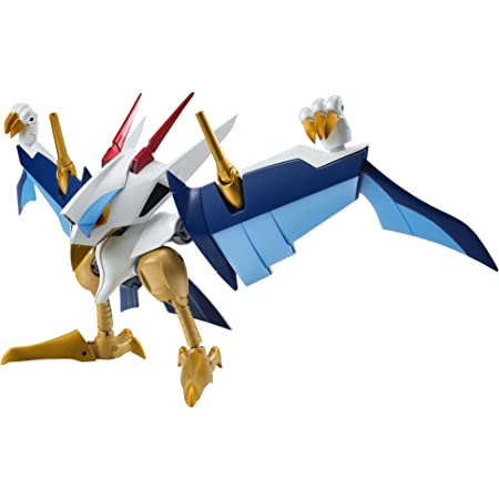 ROBOT魂 魔神英雄伝ワタル [SIDE MASHIN] 空神丸 約100mm ABS&PVC製 塗装済み可動フィギュア