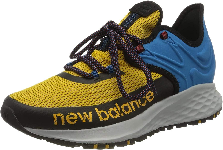 New Balance Men's Fresh Foam Roav V1 Trail Running Shoe