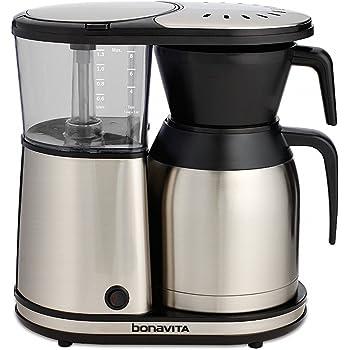 Bonavita BV1900TS 8-Cup One-Touch drip Coffee Maker