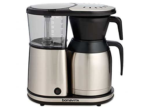 Bonavita BV1900TS Review (8-Cup Coffee Maker)