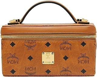 MCM Womens Visetos Original Cosmetic Case