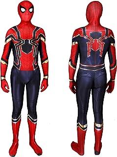 Unisex Lycra Spandex Zentai Halloween Spiderman Cosplay Costumes Suit Adult/Kids 3D Style