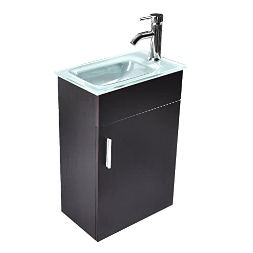Open Bathroom Vanity Amazon Com