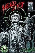 "BATTLBOX Zombie Head Shot Target Poster - Size: 24"" x 36"" Prints - Unique Wall Decor, Suitable for Framing"
