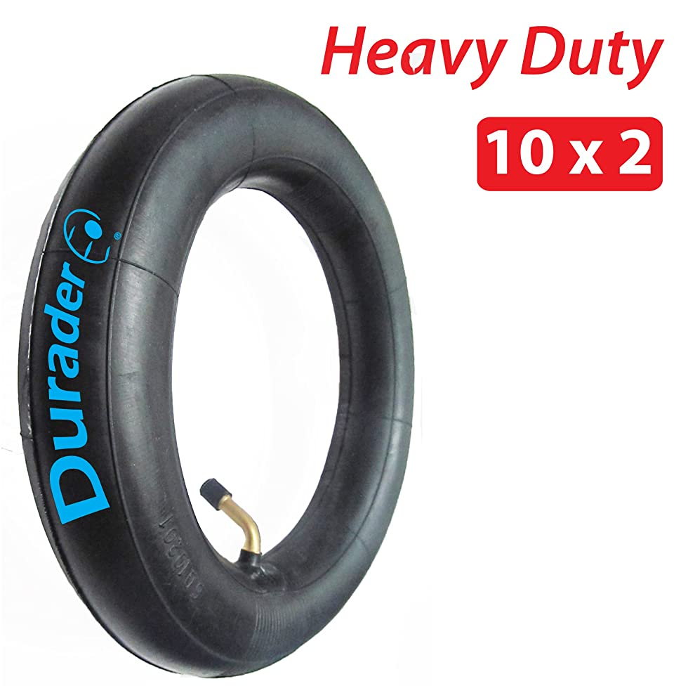 Lineament 10 x 2 Inner Tube with Angled Valve for Gas/Electric scooters & bikes t66050314307844