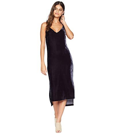 Young Fabulous & Broke Slip Dress (Ink) Women