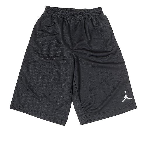 c757aa971b75fd Nike Boys Air Jordan Mesh Athletic Basketball Shorts