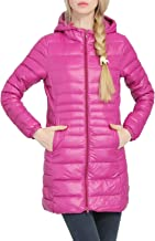 Essentials Hooded Puffer Jacket down-outerwear-vests Rosado Heart 24 meses