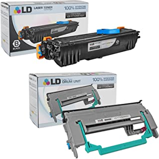 LD Compatible Toner Cartridge & Drum Unit Replacements for Konica Minolta PagePro 1300 Series (1 Toner, 1 Drum, 2-Pack)