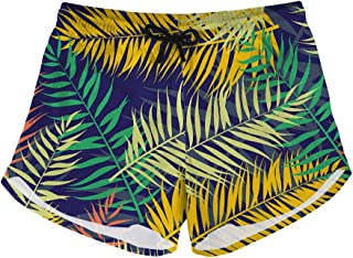 doginthehole Women Summer Beach Board Shorts with Mesh Lining Swim Trucks