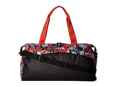 Nike Radiate Training Printed Club Bag (Team Orange/Black/White) Duffel Bags