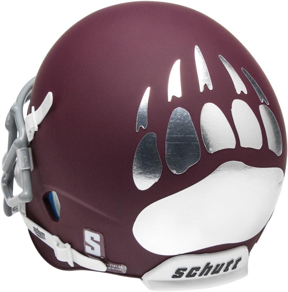 Schutt NCAA Montana Grizzlies Replica XP Football Helmet