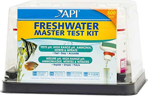Royal Pet Api Freshwater Master Test Kit Over 800 Tests