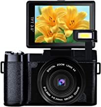 Best white canon camera with flip screen Reviews