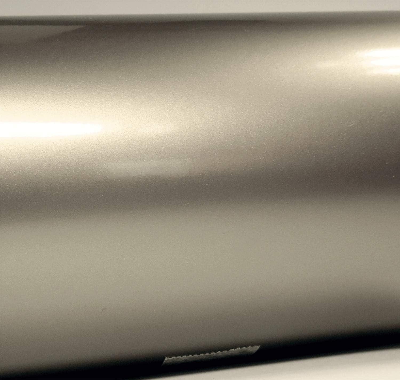 Siviwonder Zierstreifen Nickel Grau Metallic 10 M Länge Für Auto Boot Klebeband Dekorstreifen Silber Folie Größe 5mm Auto