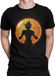 Camisetas La Colmena 4523-Super Saiyan Hero (ddjvigo)