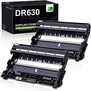 JARBO Compatible Drum Unit Replacement for Brother DR630 DR-630 DR 630 for HL-L2300D HL-L2320D HL-L2340DW HL-L2380DW MFC-L...