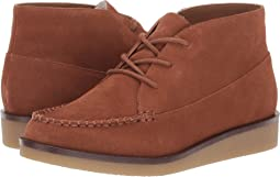 Dark Tan Suede