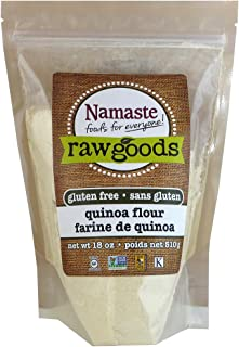 Namaste Foods Quinoa Flour, Gluten-Free,18 Ounce – Allergen Free