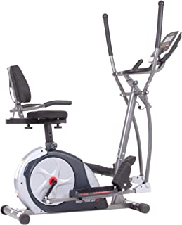 Body Champ 3-in-1 Trio Trainer Plus Two, Silver