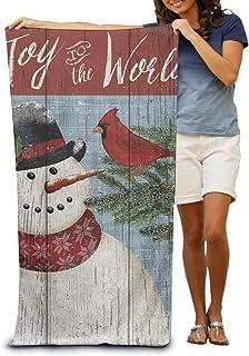 130×80 Cm 喜びの世界 ソフトタオル ビーチタオル 折りたたみ 吸水性バスビーチタオル ビーチ プール 海水浴 ビキニ 水着