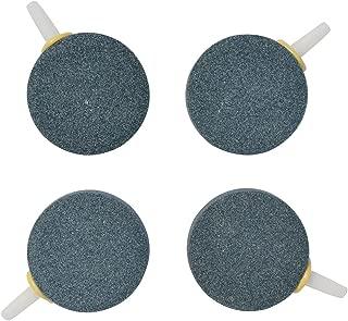 Pawfly 1.6 Air Stone Bubble for Aquarium Fish Tank Hydroponics Pump Ceramic Airstones Diffuser