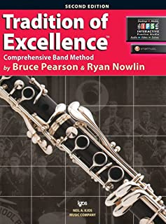 W61CL - Tradition of Excellence Book 1 - Bb Clarinet