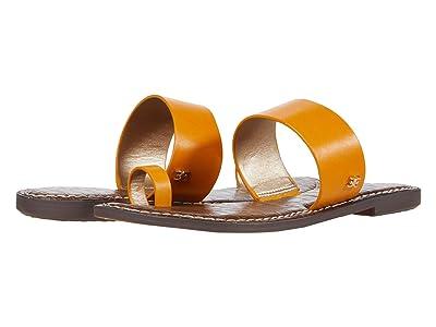 Sam Edelman Gorgene (Golden Rod Atanado Leather) Women
