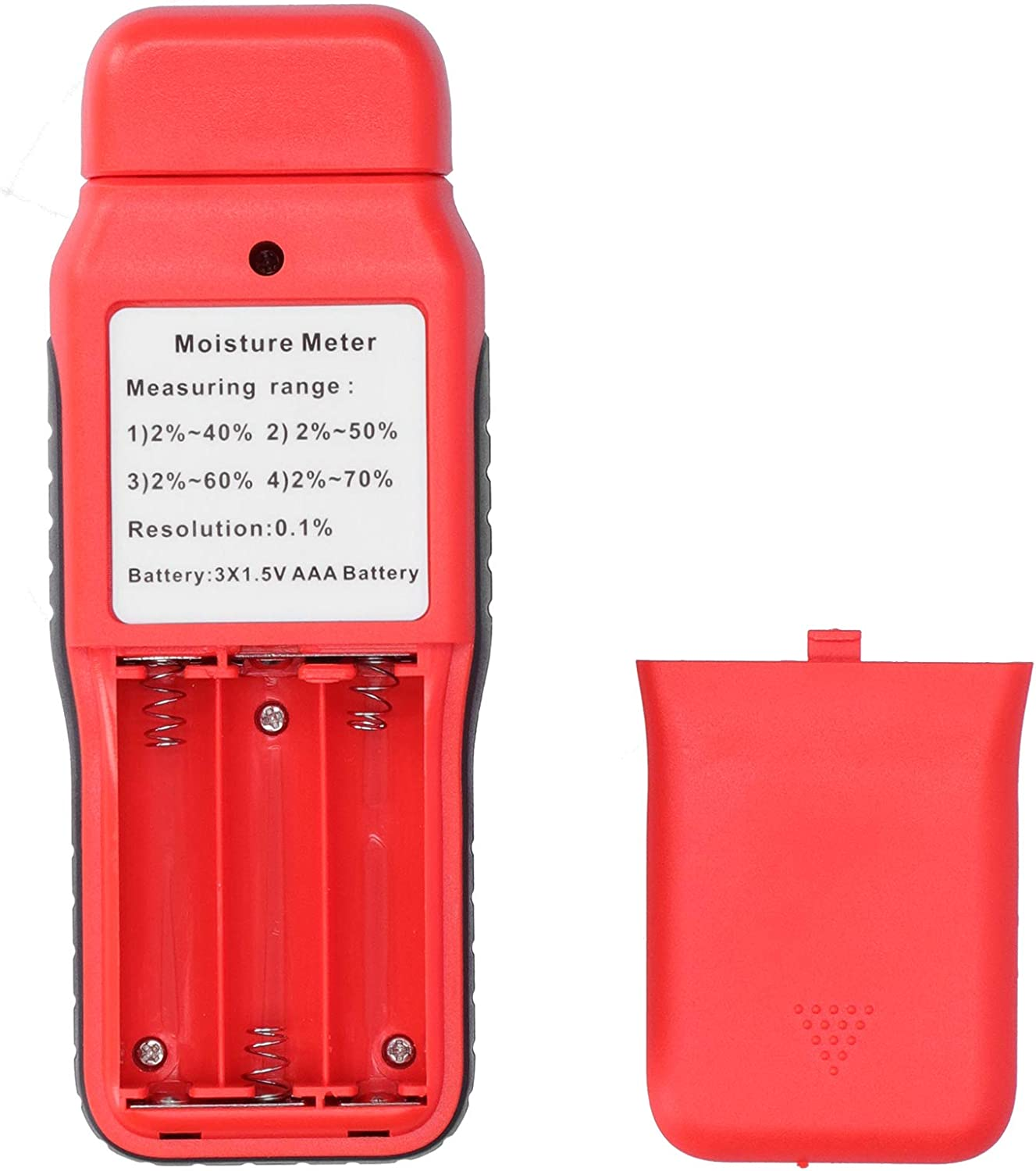 Max 45% OFF Folany Wood Moisture Tester Display for LCD Product Detector